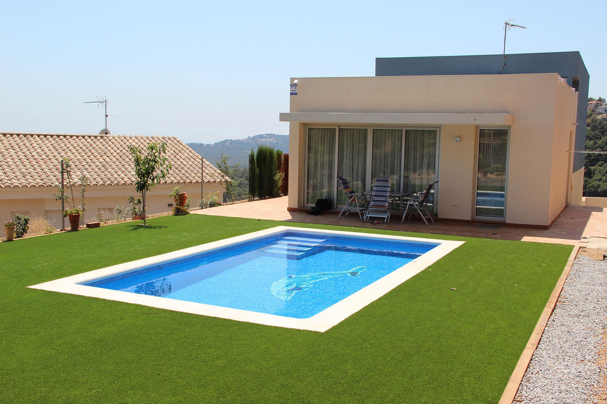 Rehabilitación y reparación de piscinas en Cataluña